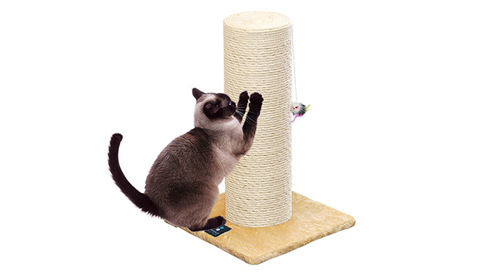 ottostyle.jp 猫用爪とぎポール(極太)|製品の基本情報