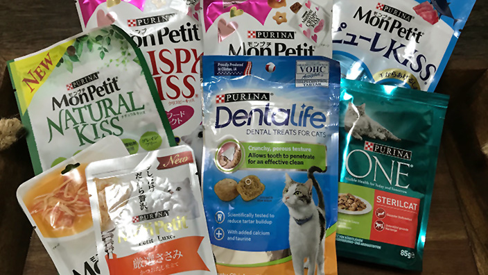 同梱物や梱包について|ピュリナワン キャットフードの商品レビュー