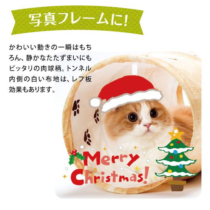猫壱 キャットトンネルスパイラルの製品情報