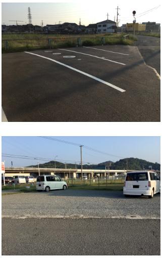 和歌山インター動物病院_駐車場