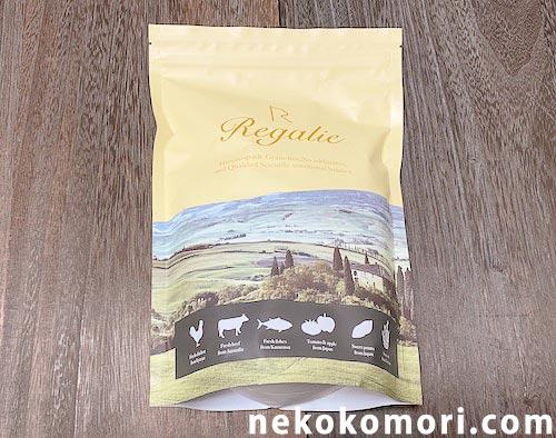 レガリエのパッケージ写真-表面